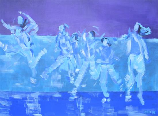 blue-dance